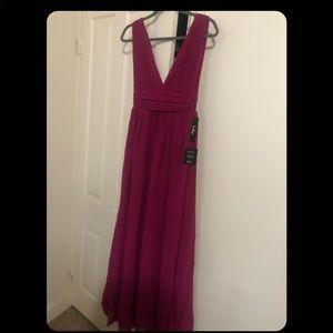 Brand new Magenta dress from LuLus